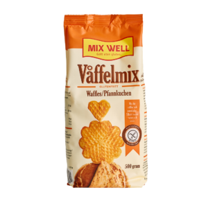 Mix Well - Våffelmix 500g