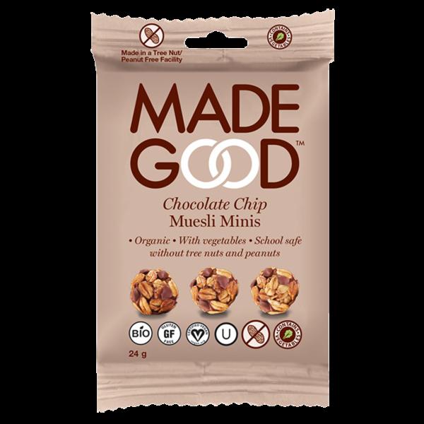 Made Good Muesli Minis - Chocolate Chip