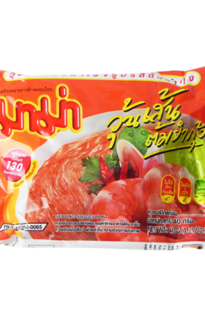 Mama - Bean Vermicelli (Tom Yum Koong)