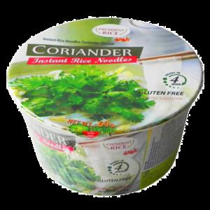 Mama - Glutenfria risnudlar i skål (Koriander)