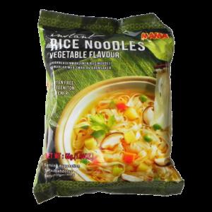 Mama - Glutenfria risnudlar (Grönsaker)