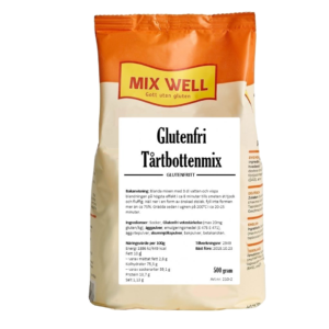 Mix Well - Glutenfri tårtbottenmix 500g