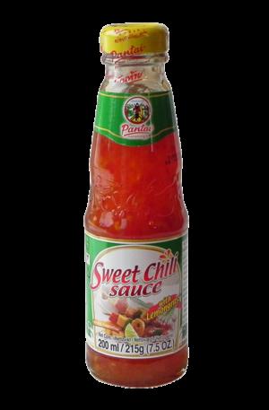 Pantai - Sweet Chilisås med citrongräs