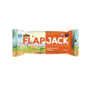 Wholebake Flapjack - Apricot And Almond
