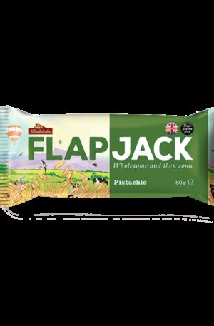 Wholebake Flapjack - Pistachio