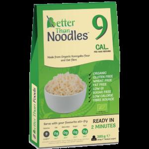 Better Than Noodles - Glutenfria nudlar
