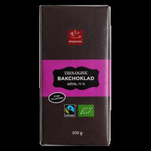 Khoisan Tea - Bakchoklad Mörk 100g