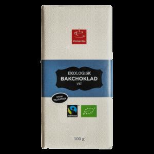 Khoisan Tea - Bakchoklad Vit 100g