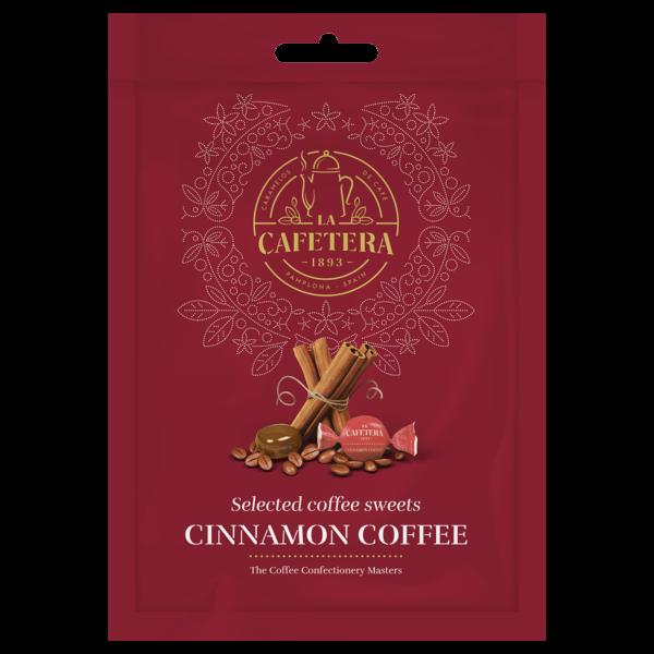 La Cafetera - Kaffekarameller Cinnamon 45 g