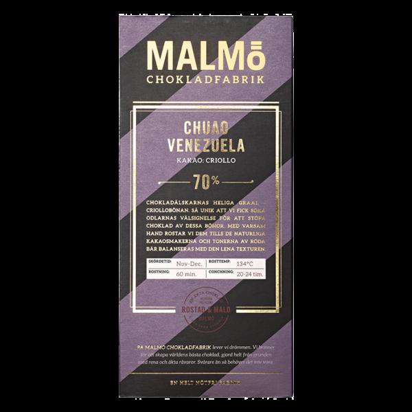 Malmö Chokladfabrik - Chuao Venezuela 80g