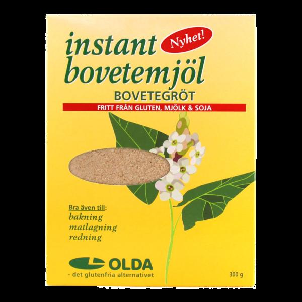 Olda - Instant bovetemjöl 300g