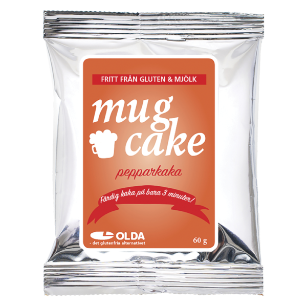 Olda - Mugcake Pepparkaka 60g