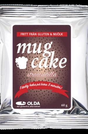 Olda - Mug Cake Stracciatella 60g