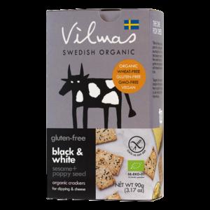 Vilmas - Svart & Vit 90g