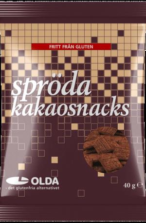 Olda - Kakaosnacks 40g